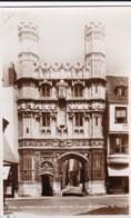 AQ27 The Christchurch Gate, Canterbury - RPPC - Canterbury