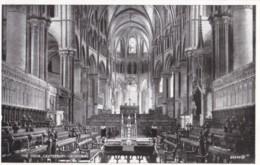 AQ27 The Choir, Canterbury Cathedral - Canterbury