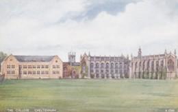 AQ27 The College, Cheltenham - Cheltenham