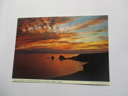 CP Chypre - Sunset At Petra Tou Romiou - Paphos - Cyprus