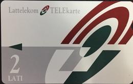 Paco \ LETTONIA \ LV-LTK-M006 \ Logo \ Usata - Letland