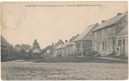 D02 -  MARTIGNY - Place De L'Eglise - France
