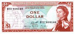 6006   -2019     BILLET BANQUE  CARAIBES - Caraïbes Orientales