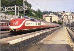 TNM 05 TEE DB VD 601.006 La Spezia MAN LHB - Stazioni Con Treni
