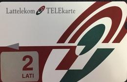 Paco \ LETTONIA \ LV-LTK-M005 \ Logo \ Usata - Letland