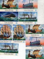 Lot De 16 Images Petit Bateau ,sur Les Navires Beaucoup En Double - - Schiffe