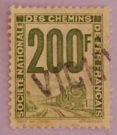 FRANCE COLIS POSTAUX YT 24 OBLITÉRÉ ANNÉE 1944/1947 - Oblitérés