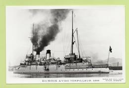 DUNOIS Aviso-Torpilleur 1899 / Photo Marius Bar, Toulon / Marine - Bateaux - Guerre - Militaire - Oorlog