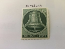 Berlin Bell Of Liberty 10p 1953 Mnh - [5] Berlin