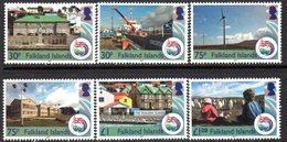 Falkland Islands 2012 30th Anniversary Of Liberation Set Of 6, MNH, SG 1216/21 - Falkland Islands