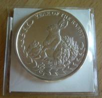Somaliland, Year Of The Rabbit 1 Oz 2011 Silver 999 Pure - 1 Oncia Argento Puro Bullion Coniglio - Somalia