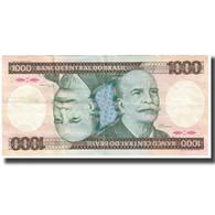Billet, Brésil, 1000 Cruzeiros, KM:197b, TTB - Brazil