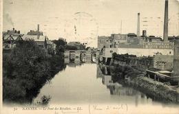 Nantes * Le Pont Des Récollets * Savonneries Biette Frères - Nantes