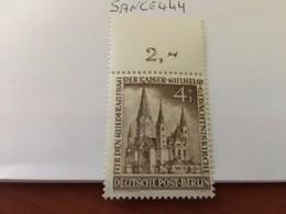 Berlin Kaiser Vilhems Church 4+1p 1953 Mnh - [5] Berlin
