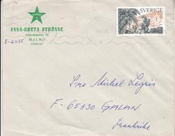 ESPERANTO  -  Lettre De SUEDE - Esperanto