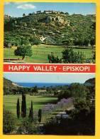 CYPRUS - Episkopi Happy Valley, FOOTBALL Fields, Village British Marines. 1960s   Unused - Cyprus