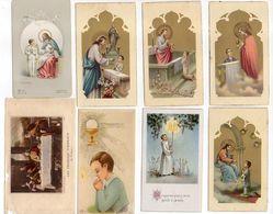 Images Religieuses -- Joli Lot De 16 Images  ......... à Saisir - Images Religieuses