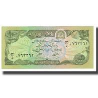 Billet, Afghanistan, 10 Afghanis, KM:55a, NEUF - Afghanistan