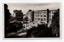 - CPSM BREST (29) - Place Anatole-France Et La Poste - Photo CAP N° 53 - - Brest