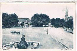 65..  TARBES    Place  Marcadieu HP93 - Tarbes