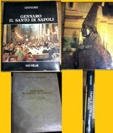 """G. GRIECO M. DEL PRETE """"GENNARO IL SANTO DI NAPOLI"""" Ed. VELAR 1992 - Bibliographien"""