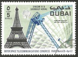 310 Dubai Tour Eiffel Tower Communications Satellites (DUB-30) - Telecom