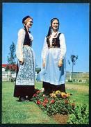 ICELAND - Icelandic Ladies In National Costumes. Unused - Iceland