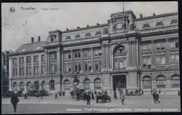 Bruxelles Brussel Brussels Poste Centrale Post - Poste & Facteurs