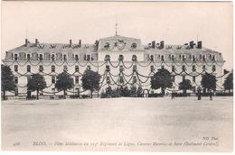 Fêtes Militaires Du 113e RI - Caserne Maurice De Saxe - Blois - 1914-18