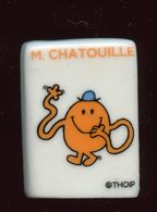 """FEVE  - FEVES -   """"LES MONSIEUR MADAME 2019"""" - M. CHATOUILLE - Charms"""