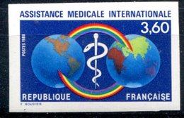 France   2535a  ** Non Dentelé - Imperforates