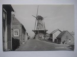 M77 Ansichtkaart 's-Gravendeel - Molendijk - 1973 - Niederlande