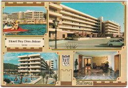 Gf. SANTA PONSA. Hotel Rey Don Jaime. 3219 - Mallorca