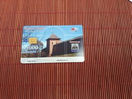 MTC Chip Phonecard Rusland Used 2 Scans - Russia
