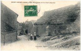21 MONT-SAINT-JEAN - Les Bergeries Et Le Vieil Hopital - Autres Communes