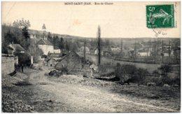 21 MONT-SAINT-JEAN - Rue De Glanot - Autres Communes