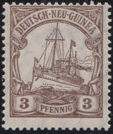 Deutsches  Reich  Neu Guinea   .   Michel    .  24      .    **   .  Postfrisch   .   /   .  MNH - Kolonie: Deutsch-Neuguinea