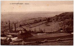 21 MONT-SAINT-JEAN - Gincey - Autres Communes