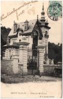 21 MONT-SAINT-JEAN - Chalet De M. Perrot - Autres Communes