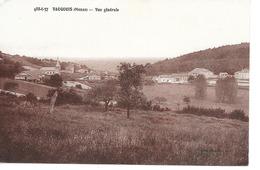 Cpa 55 VAUQUOIS - Francia