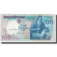 Billet, Portugal, 100 Escudos, 1980, 1980-09-02, KM:178a, NEUF - Portugal