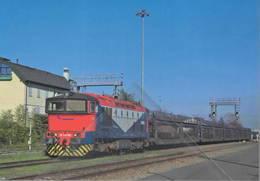 549 DE 520 ČKD Torrile San Polo Parma Emilia Romagna - Stations With Trains
