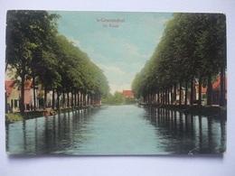 M77 Ansichtkaart 's-Gravendeel - De Kreek - Pays-Bas