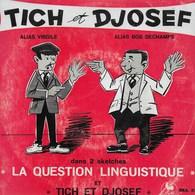 Bob Dechamps. Wallon. Tich Et Djosef - Collectors