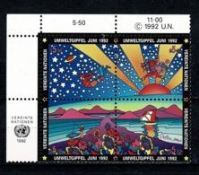 VN Vienne/Wenen 1992 Yv. 141/44**, Mi 129/32** MNH - Centre International De Vienne