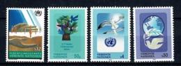 VN Vienne/Wenen 1994 Yv. 186**, 187/89**, Mi 166**, 167/69** MNH - Centre International De Vienne