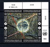 VN Vienne/Wenen 1994 Yv. 190/93**, Mi 170/73** MNH - Centre International De Vienne