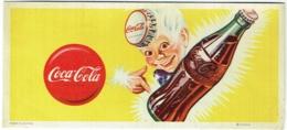 Buvard. Coca-Cola. - Limonades