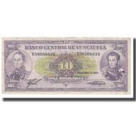 Billet, Venezuela, 10 Bolívares, 1988, 1988-11-03, KM:61c, TB - Venezuela