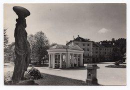 1958 YUGOSLAVIA, SLOVENIA, ROGASKA SLATINA, ILLUSTRATED POSTCARD,  USED - Yugoslavia